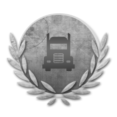 Achievement Rookie Trucker