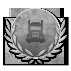 Achievement Rookie Trucker