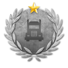 Achievement Master Trucker
