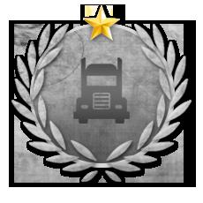 Achievement Master Trucker