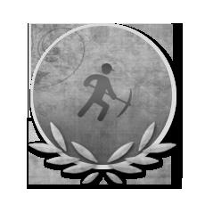 Achievement The Miner