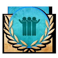 Achievement Clan Experienced Member