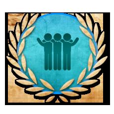 Achievement Clan Master Member