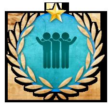 Achievement Clan Veteran Member