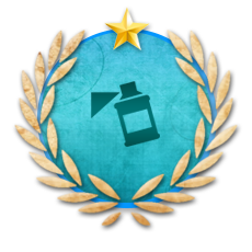 Achievement The Sprayer