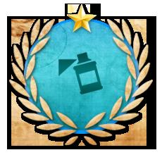 Achievement The Sprayer