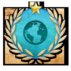Achievement Turf Dominator