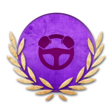 Achievement Rookie Driver