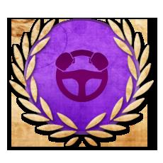 Achievement Experienced Driver