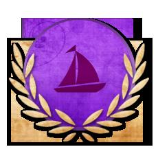 Achievement Rookie Sailor