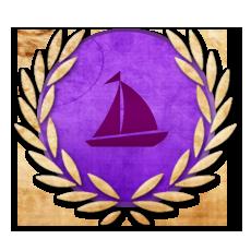 Achievement Experienced Sailor