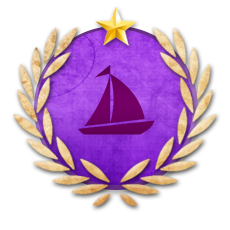 Achievement Master Sailor
