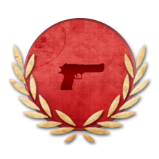 Achievement Pistol Rookie