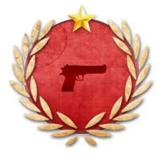Achievement Pistol Master