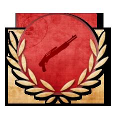 Achievement Shotgun Rookie