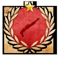 Achievement Shotgun Master