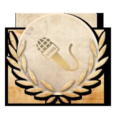 Achievement Rookie Reporter