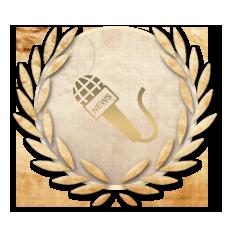 Achievement Experienced Reporter