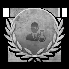 Achievement Talented Chemist