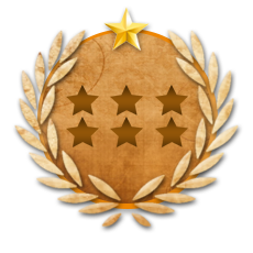 Achievement The Most Wanted