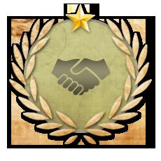 Achievement Faction Promotion