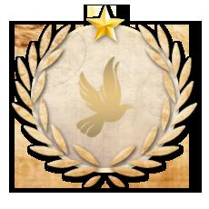 Achievement Peaceful Veteran Member