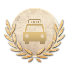 Achievement Rookie Taxi Driver