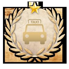 Achievement Master Taxi Driver