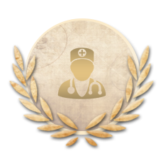 Achievement Rookie Paramedic
