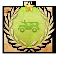 Achievement Master Warrior