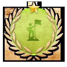 Achievement The Conqueror