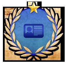 Achievement The License Taker