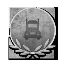 Achievement The Trucker
